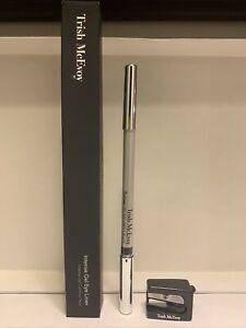 Trish McEvoy Intense Gel Eyeliner Pencil Black Full Size New in box