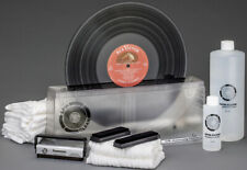 "Spin-Clean Record Washer System MKII-45th Anniversary ""Clear"" Edition-New"