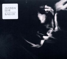MATTHEW DEAR - BLACK CITY  CD NEW+