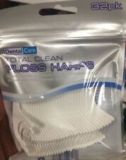 32 X Dental Floss Oral Care Dental Floss Harps Tooth Picks Floss Sticks  Teeth