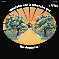 The Dramatics - Whatcha See Is Whatcha Get [New Vinyl]