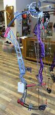 Ok Archery 60# Compound Bow w/ Freakshow Arrow Rest - Ambidextrous