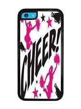 Cheer Cheerleading Black Case for Apple iPhone 4 / 4S