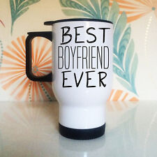 Best Boyfriend Ever Travel Mug | Valentines Day Gifts