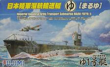 Japanisches U-Boot Maru-Yu (Yu-1), Fujimi, 1:350/ 1:700,Plastik, NEU!
