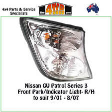 FRONT CORNER PARK INDICATOR LIGHT fit NISSAN GU PATROL SERIES 3 R/H DRIVER 01-07