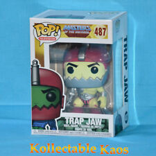 Masters of the Universe - Trapjaw Metallic Pop! Vinyl Figure (RS)