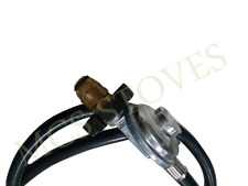 Brand New Reduction Valve with 1.5M Hose for Burners & Gas Stoves Cooktop