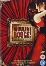 Moulin Rouge (DVD) Nicole Kidman, Ewan McGregor, John Leguizamo, Jim Broadbent