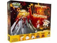 Create and Mould Volcanic Eruptions Experiment Kit By Weird Science Ages 8+