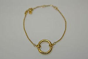 18ct Gold Links of London Diamond Bracelet