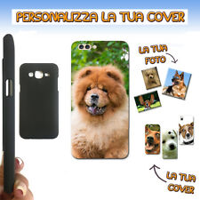 CREA LA TUA COVER PERSONALIZZATA IN POLICARBONATO NERO PER APPLE IPHONE 6S 4.7