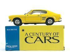 """HACHETTE CORGI Special Edition A Century of Cars """"FORD CAPRI AEX7888"""" Mint Toy!"""