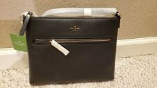 Kate Spade Hopkins Street Gabriele Crossbody - Black NEW WITH TAGS