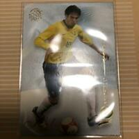 Kaka Futera Soccer Card 2007 Brazil English NM-EX Free Shipping with Tracking