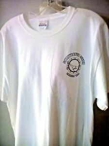 CHASIN TAIL COTTON T-SHIRT sz M SUPER FUN...PRODUCED BY SALTWATER STUD NEW