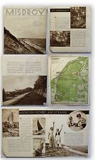 Illustrierter Prospekt Reisebroschüre Misdroy 1934 Deutschland Polen Ostsee xy