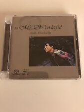 FIM SACD Ayako Hosokawa - to Mr. Wonderful neuwertig near mint!