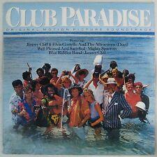 Club Paradise 33 tours Robin Williams 1986
