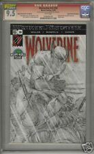 Wolverine v3 #20,dec.2004,Wizard First CGC 9.5