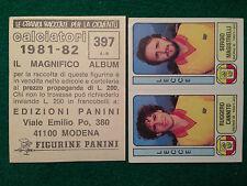CALCIATORI 1981-82 81-1982 n 397 LECCE CANNITO MAGISTRELLI , Figurina Panini