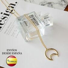Collar media luna - Jewerly Fashion