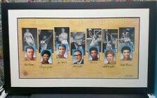 UCLA Legends Signed Poster W/ Certificate of Authenticity