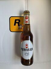Grand Theft Auto Gta Iv pisswasser Promocional Cerveza Rockstar Games Raro