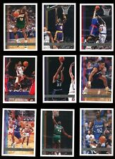 1997 Topps Basketball Series 1 & 2 Pick from List