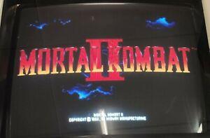 Mortal kombat 2 Pcb Jamma Arcade