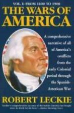 The Wars of America, Vol. 2: From 1900 to 1992 by Leckie, Robert
