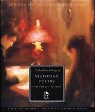 The Broadview Anthology of Victorian Poetry and Poetic Theory ISBN:9781551111001