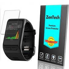 4X ZenTech® Ultra Clear Screen Protector Guard Shield For Garmin Vivoactive HR