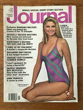 Ladies Home Journal 1979 Christie Brinkley John Travolta Janice Dickinson Landon