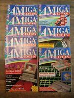 AMIGA DOS --> SAMMLUNG AUS DEM JAHR 1990