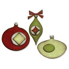 Sizzix Retro Ornaments Bigz Die