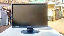 "ECRAN LCD 22"" 16/10 HANNS.G HA222 OCCASION TESTE (3080)"