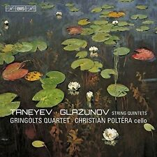 Taneyev & Glazunov: String Quintets, New Music