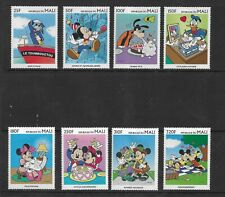 HICK GIRL- MINT MALI STAMPS    DISNEY  GOING ON VACATION        T2034
