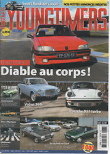 YOUNGTIMERS 86 PEUGEOT 106 XSi SMART ROADSTER COUPE PORS 911 TURBO 3.3 VOLVO 164