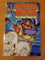 Iron Man #246 ~ NEAR MINT NM ~ (1989, Marvel Comics)