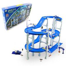 Blue Cars Building Toys