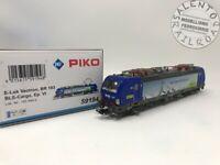 PIKO 59194 locomotiva elettrica Vectron BR 193 492-2 BLS - Cargo epoca VI