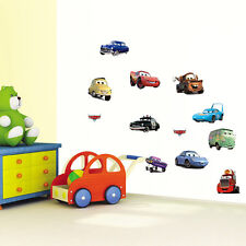New Wall Stickers Cars Home Room Decor For Kids Room Removable Sticker Diy