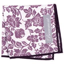 Beaumont Damson Lace Microfiber Small Polishing Cloth