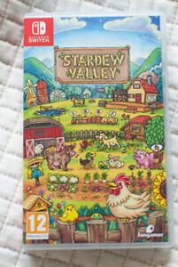 Stardew Valley Nintendo Switch Pal esp