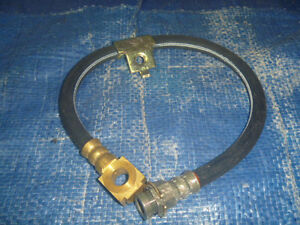New 80-85 Buick Chevrolet Oldsmobile Pontiac H106344 Front Right Hydraulic Hose