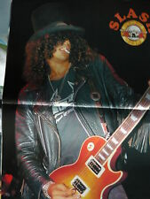 GUNS N' ROSES (SLASH) - CENTRESPREAD POSTER (REF X13)