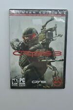 Crysis 3 Hunter Edition PC DVD-ROM, Factory Sealed