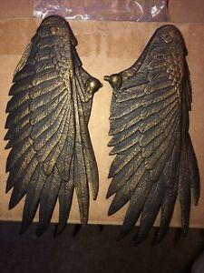 Mythic Legions Gothitropolis Ravens GOLD WINGS FOUR HORSEMEN